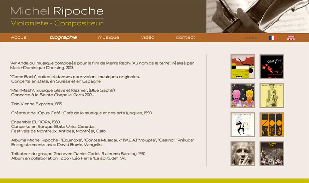 michel-ripoche-biographie